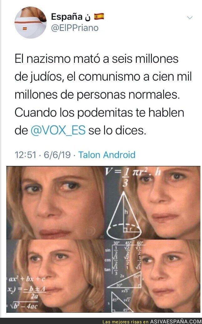 113976 - Votante de Vox medio (El comunismo mató a personas normales)