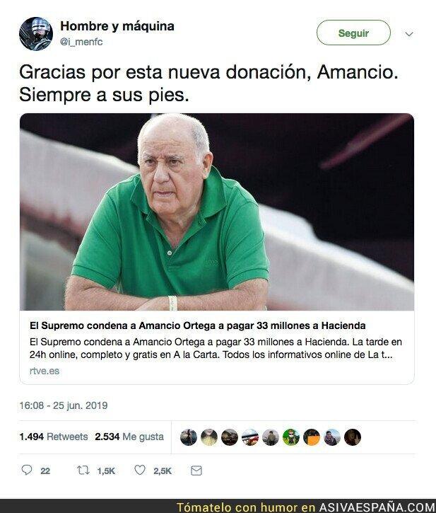 115254 - Las donaciones que necesita España