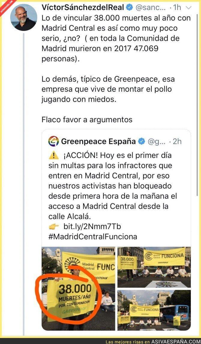 115523 - Greenpeace va de mal en peor