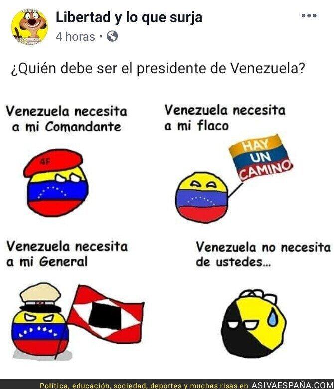 115749 - Lo que necesita Venezuela