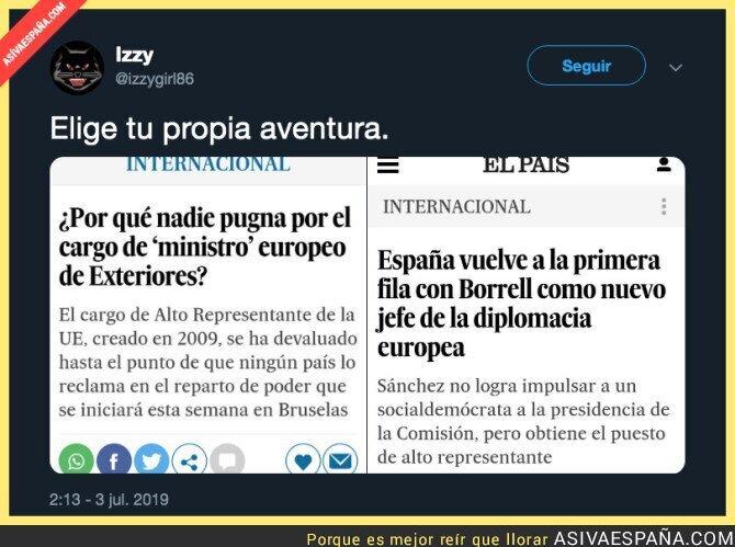 115817 - Sin coherencia en El País