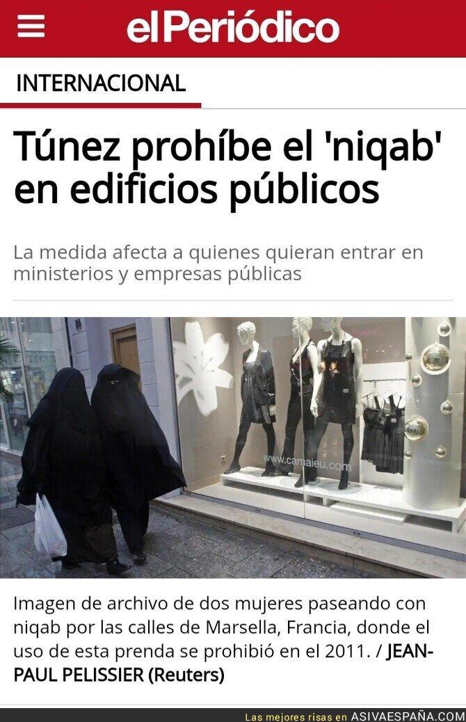 115888 - VOX se hace con el Gobierno de Túnez