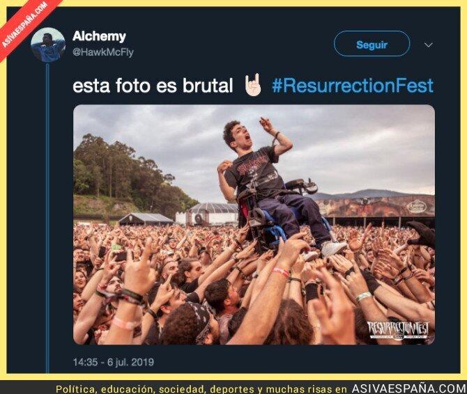116022 - Viva el Resurrection Fest y sus gentes