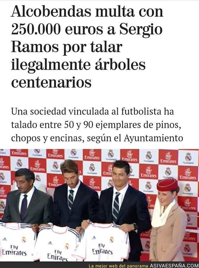 116881 - Otro patriota llamado Sergio Ramos