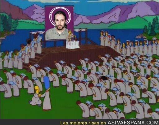 116951 - Los Simpson ya predijeron Podemos
