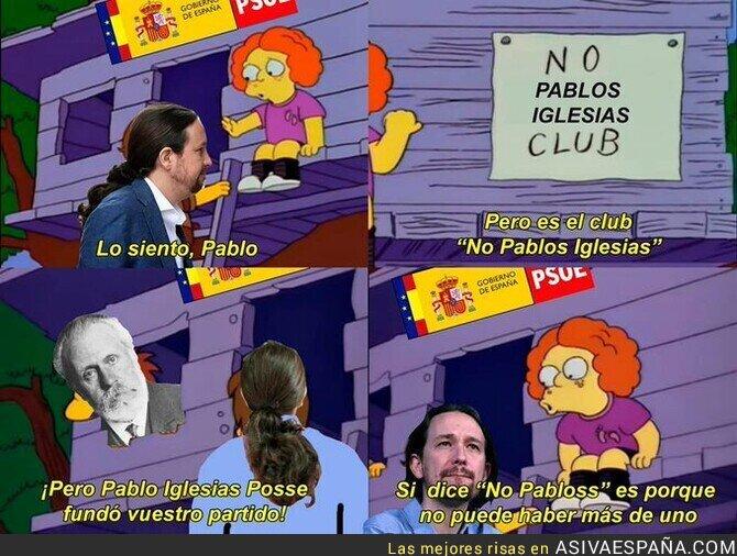 116960 - El drama de Pablo Iglesias