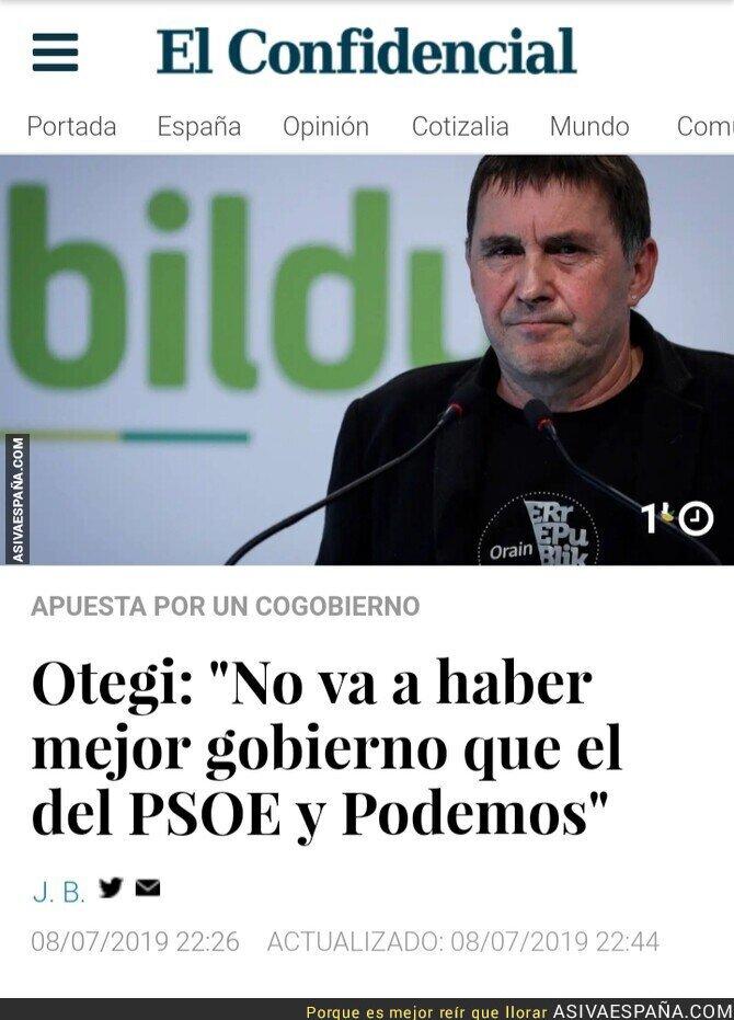 117103 - Lo que piensa la Bildu sobre Pedro Sánchez