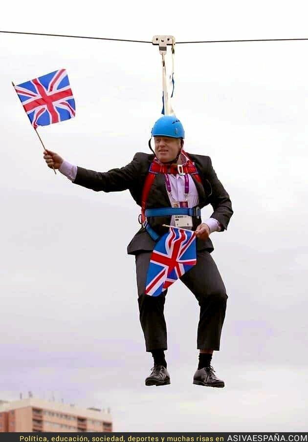 117128 - Con todos ustedes el nuevo primer ministro del Reino Unido