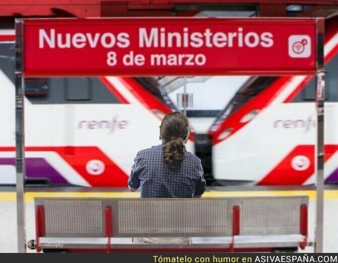 117636 - Mientras tanto, Pablo Iglesias...
