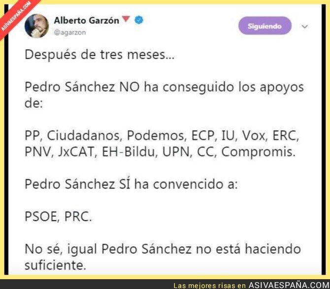 117654 - Quizás no ha hecho bien los deberes y no es solo culpa de Podemos