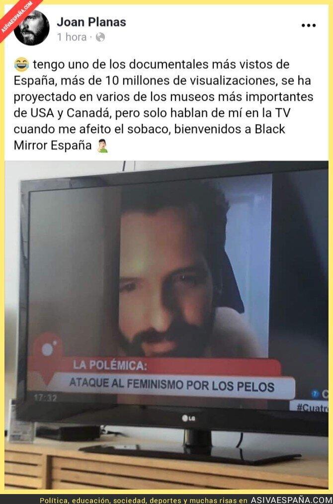117700 - Así tratan al cine español los medios de comunicación
