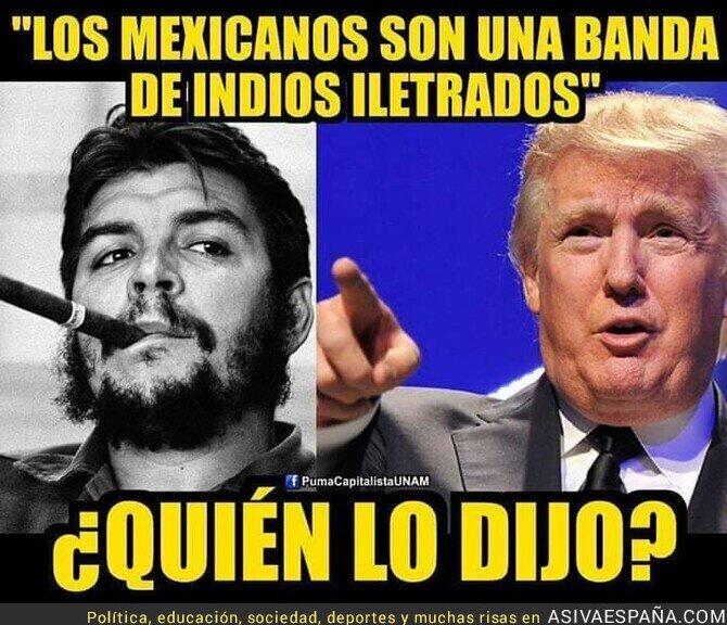117825 - El racismo del Che Guevara