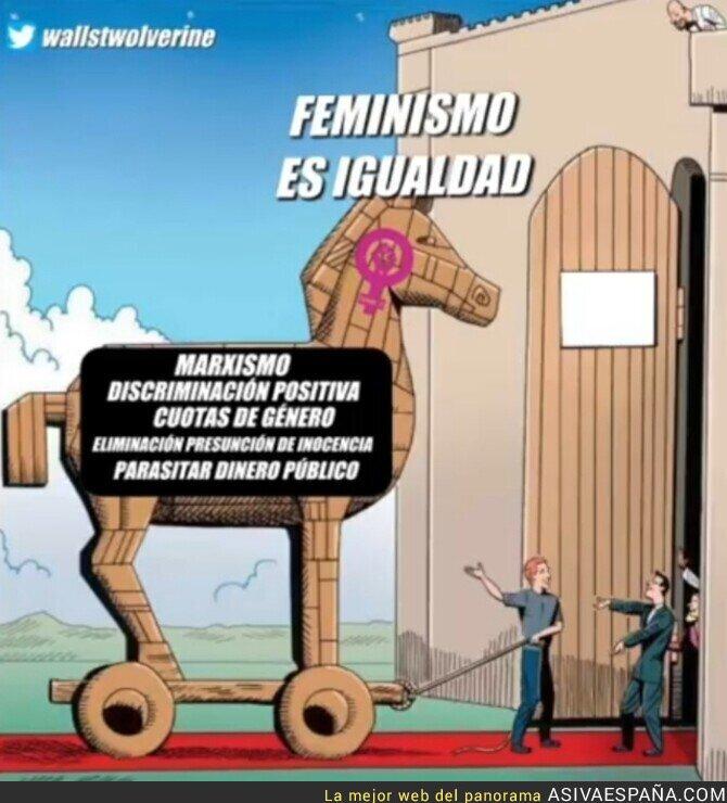 117835 - Lo que PP y Ciudadanos no quieren ver entorno al feminismo