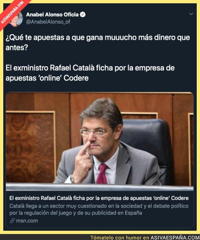 117841 - El gran negocio al que se apunta el ex ministro Català