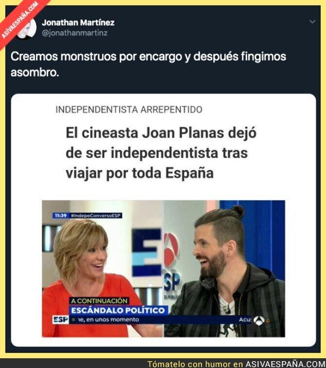 117851 - Joan Planas solamente quiere un poco de atención