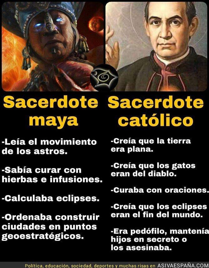 117876 - Diferentes tipos de sacerdotes