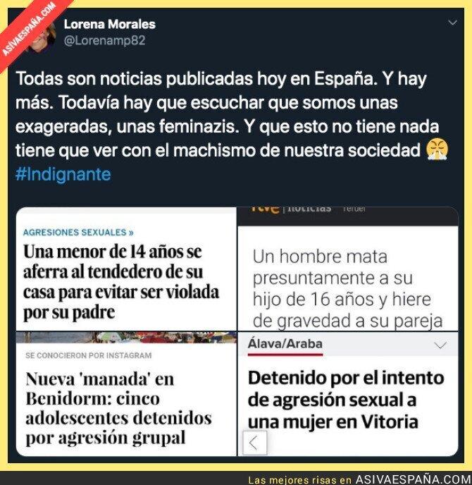 118358 - Es muy grave lo que está pasando en España