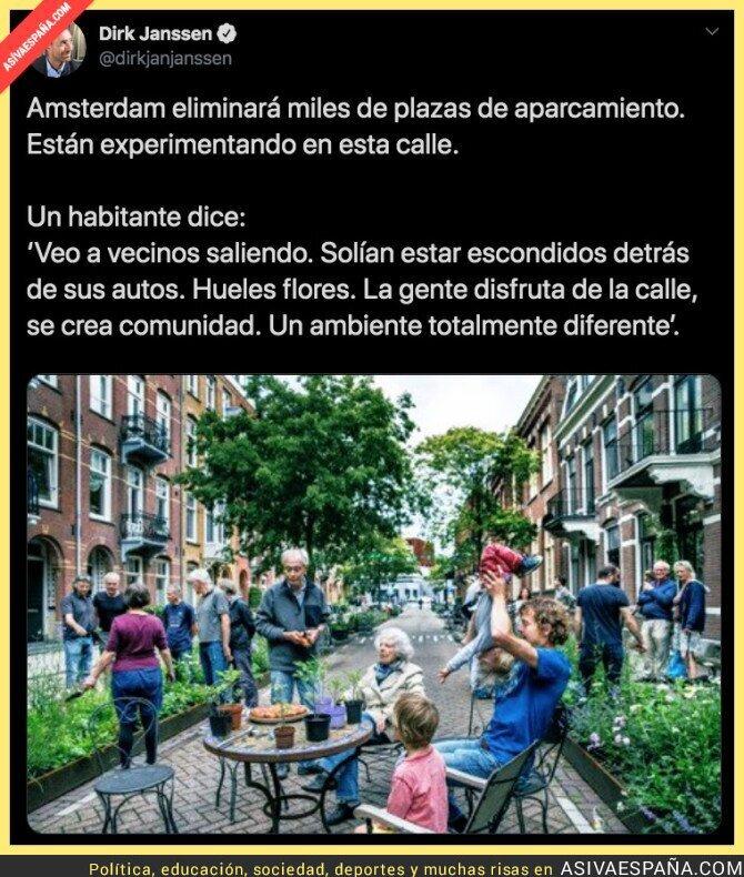 118700 - ¿Y si tomamos el ejemplo de Amsterdam?