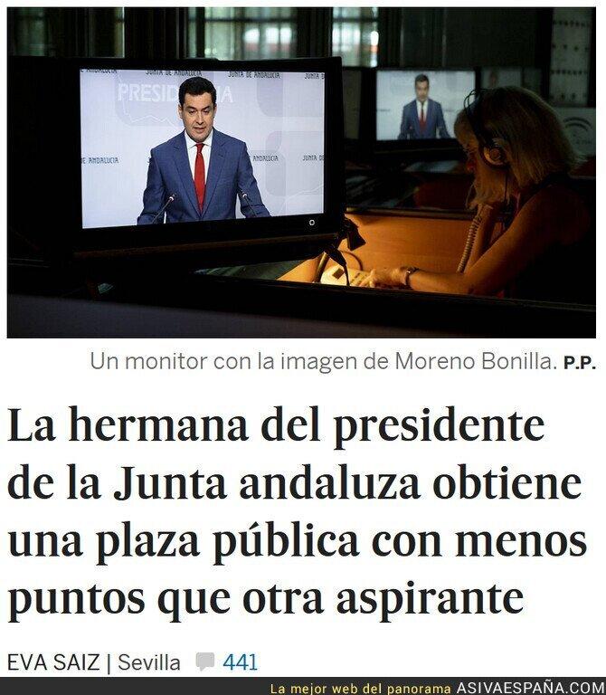 118733 - Los que venían a regenerar la política en Andalucía...