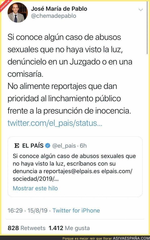 118813 - El País prefiere anunciarlo en sus medios antes de que se vaya a la Policía
