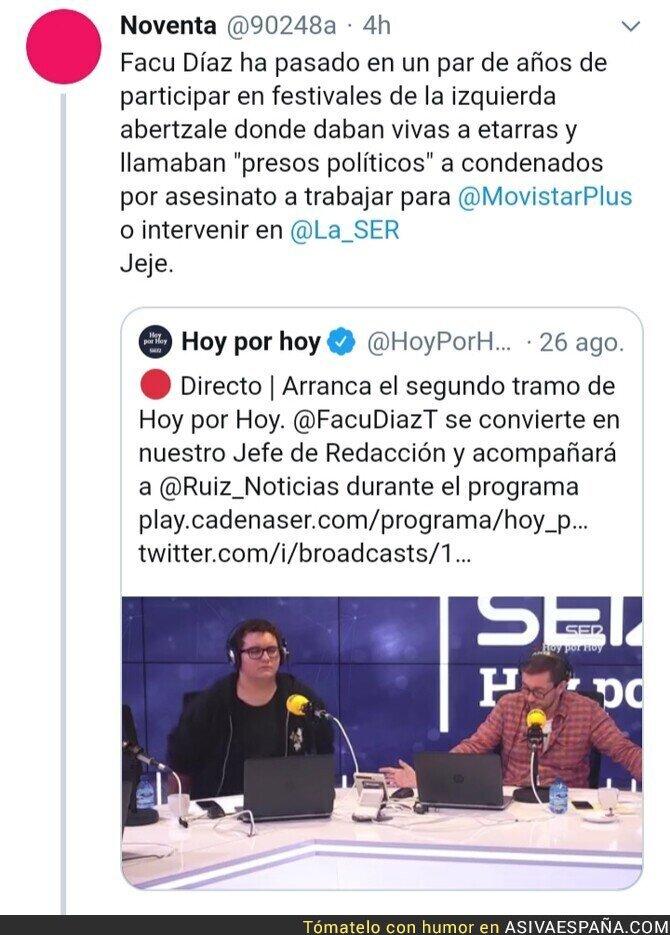 119721 - En España los únicos coherentes tienen que ser los católicos, la izquierda no