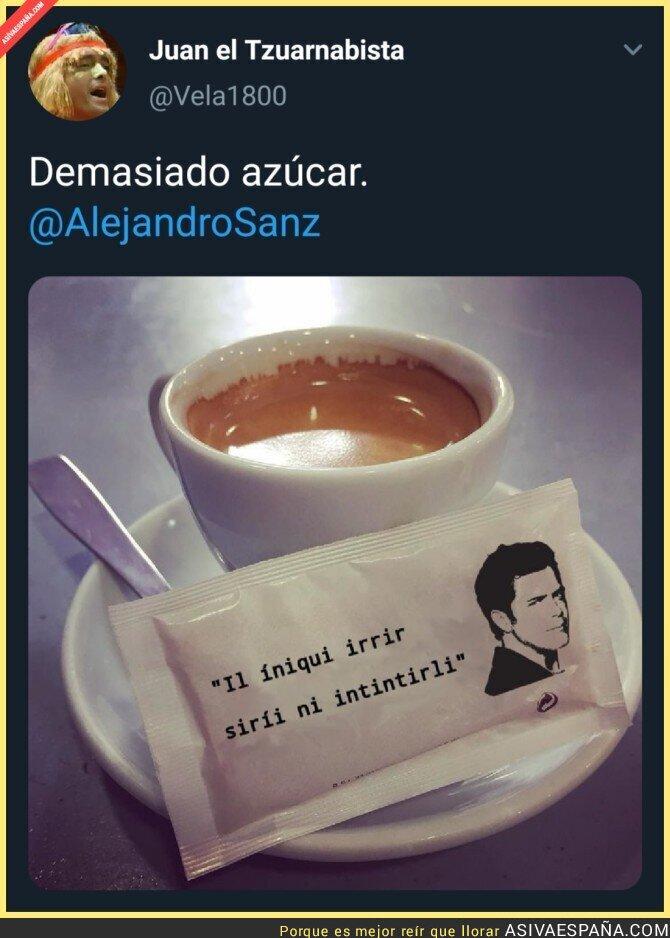 119840 - Empalagoso Alejandro Sanz