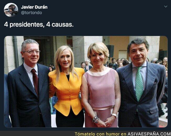 120231 - La organización criminal que ha tenido Madrid durante estos años en el poder