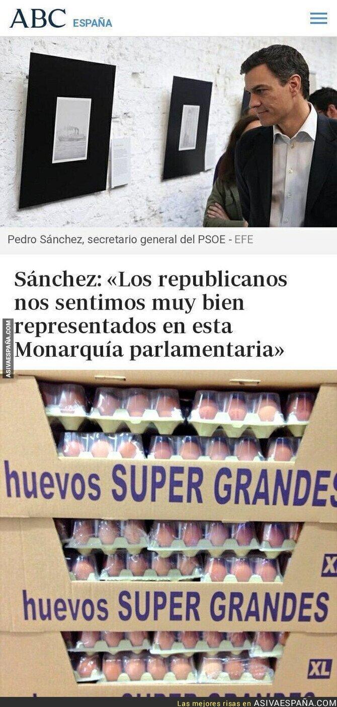 120243 - ¿Por qué Pedro Sánchez habla por todo el mundo?