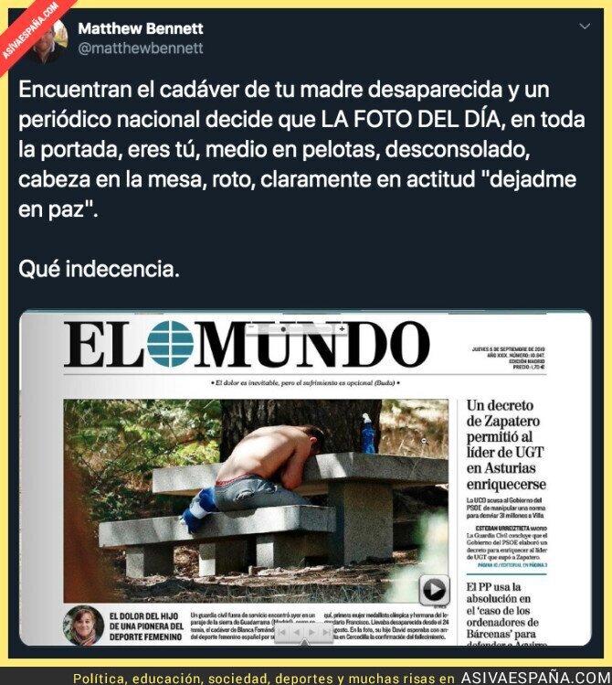 120507 - El periodismo basura de 'El Mundo'