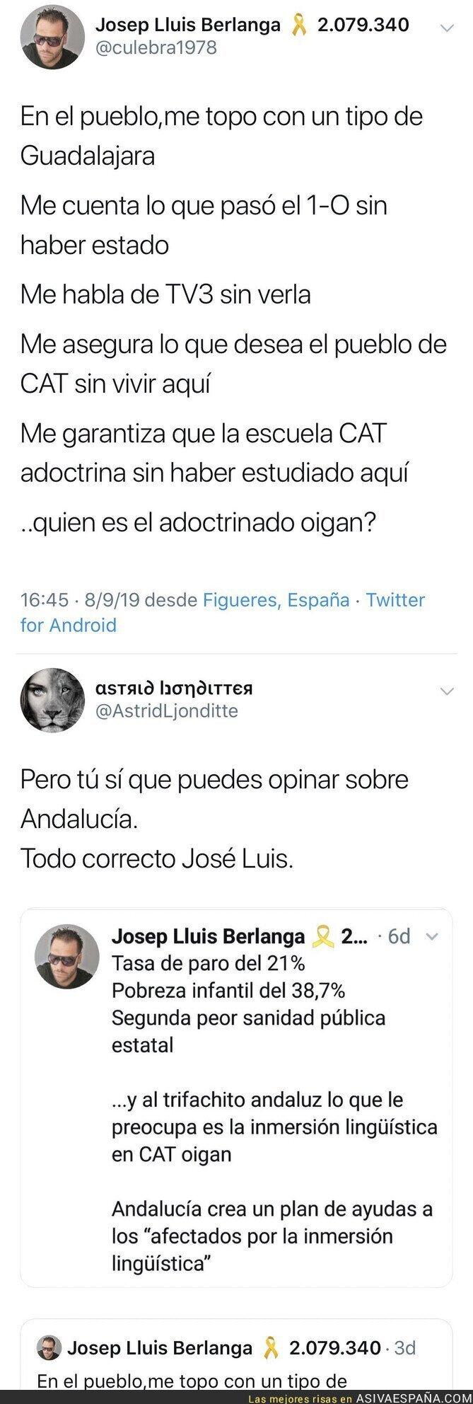 120947 - Todo correcto José Luis