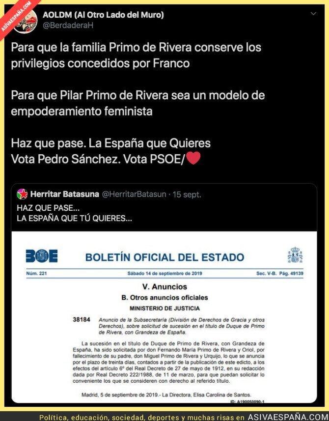 121282 - La España que tú quieres es posible con el PSOE