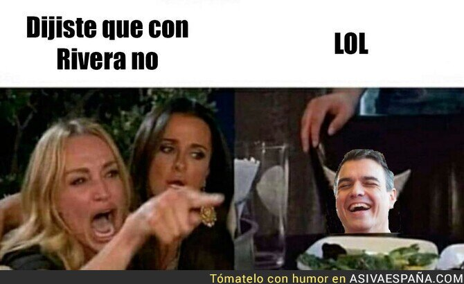 121311 - Pedro Sánchez se ríe de todo el mundo