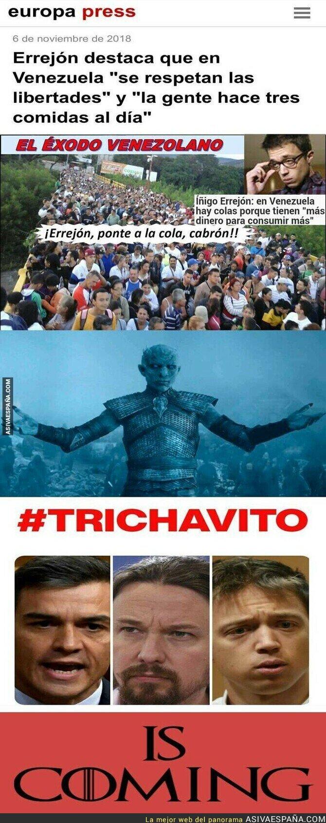 122526 - TRICHAVITO IS COMING