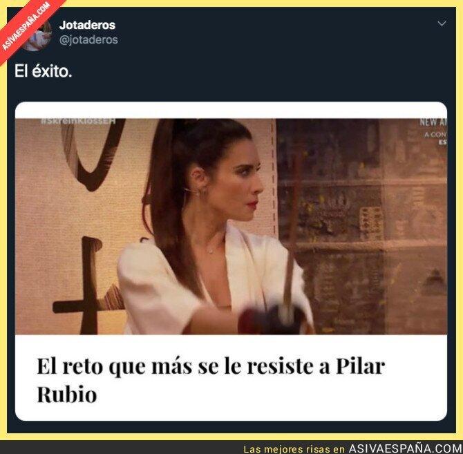 122775 - Lo que persigue Pilar Rubio