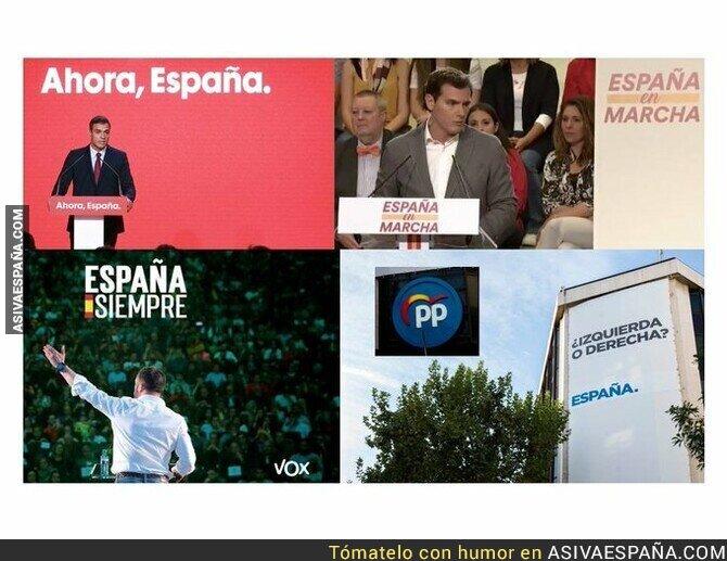 123051 - Los partidos no nacionalistas