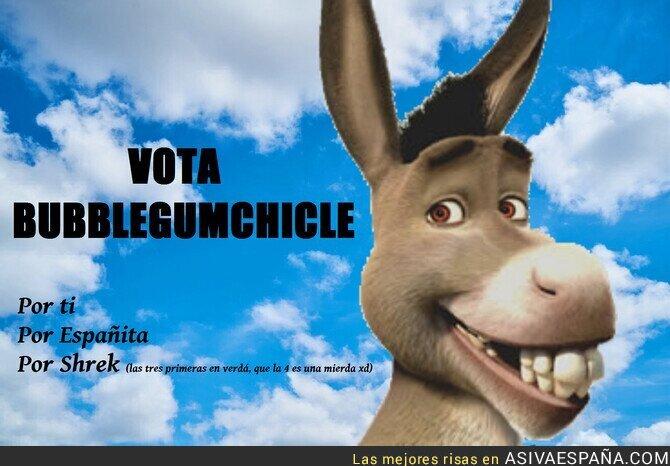 123313 - El próximo 10 de noviembre, vota Bubblegumchicle ❤