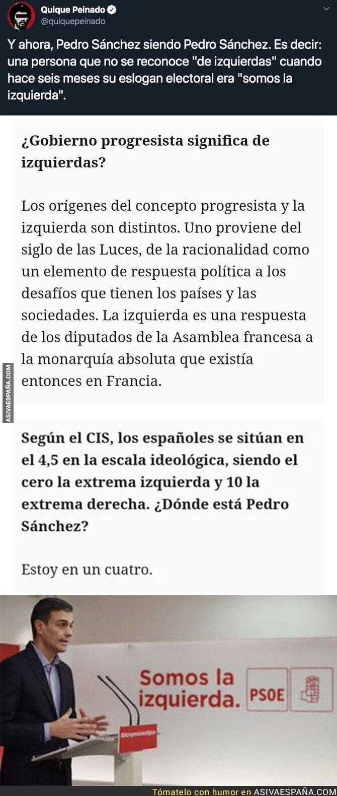 123624 - Las vueltas de ideología de Pedro Sánchez