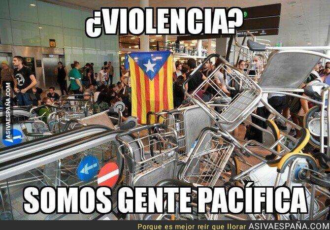 123749 - La violencia del independentismo