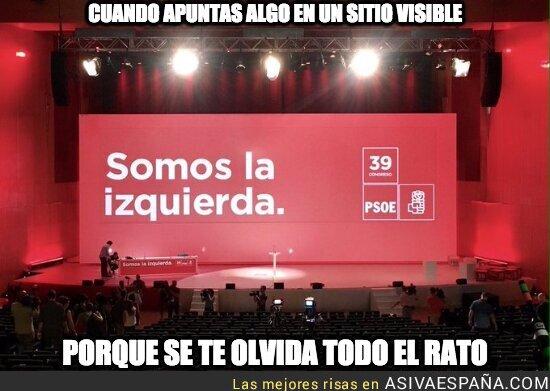 124192 - Los olvidos del PSOE