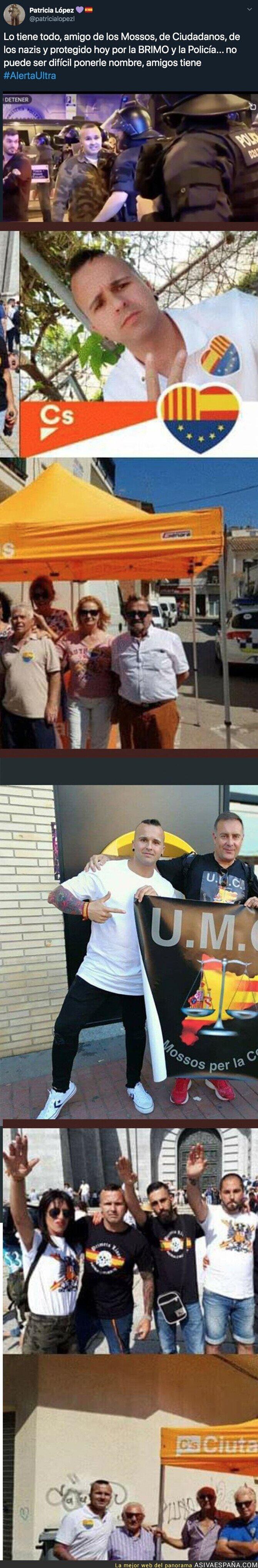 124352 - La amistad de los fascistas de Ciudadanos