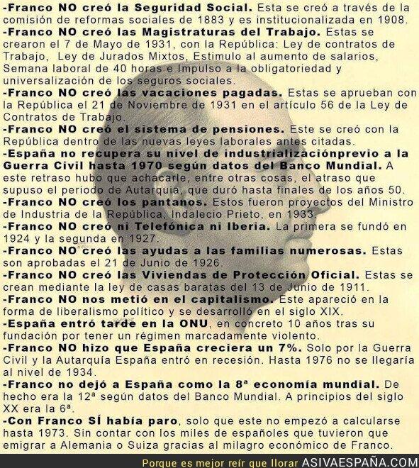 125194 - Las mentiras de Franco