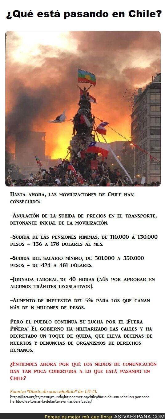 125485 - ¿Qué está pasando en Chile?