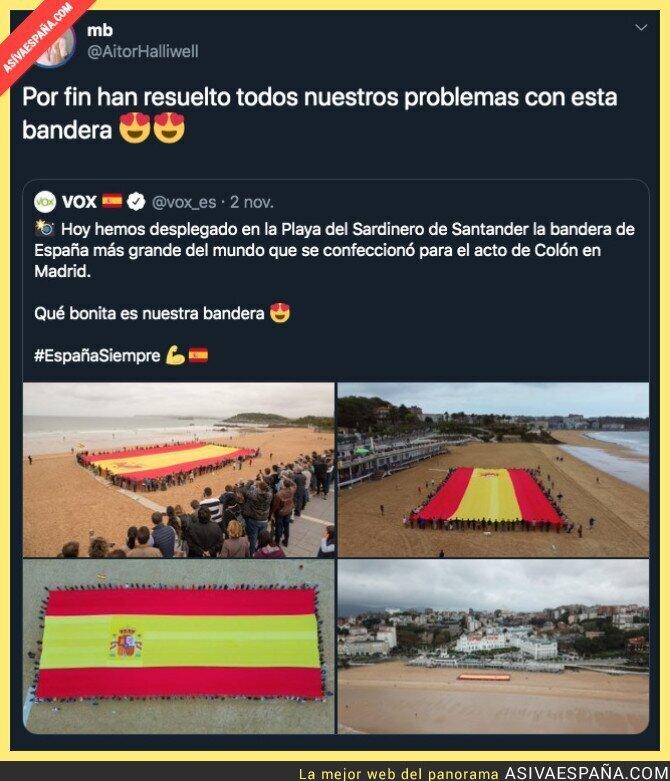 126042 - VOX sabe bien como arreglar los problemas de España