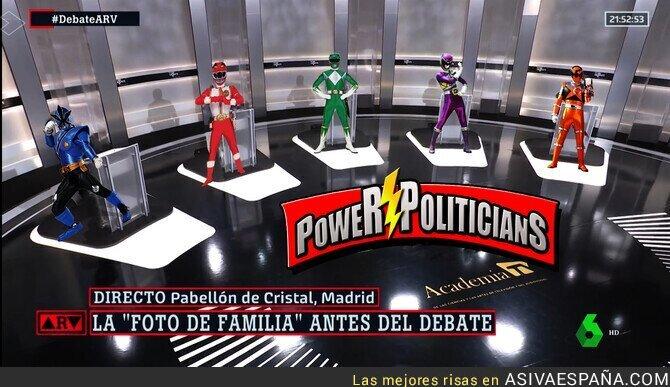 126079 - España esta segura #DebateElectoral, por @MikaelMZJ