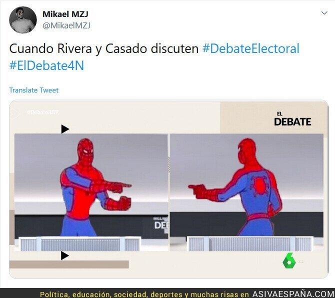 126110 - Cuando Rivera y Casado discuten, por @MikaelMZJ