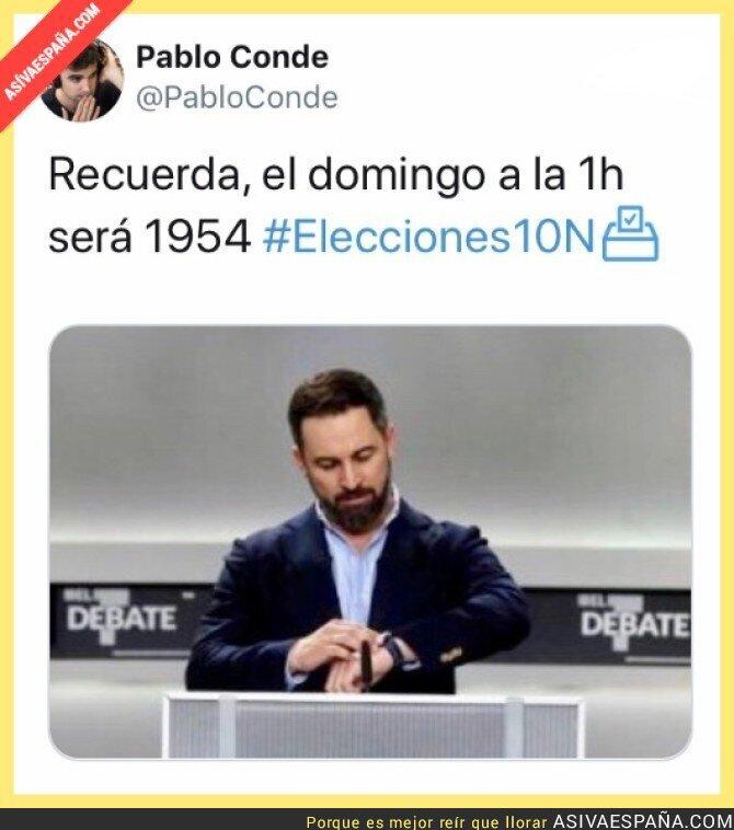 126187 - Retraso electoral
