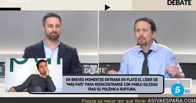 126189 - Si el debate electoral se hubiese hecho en Telecinco