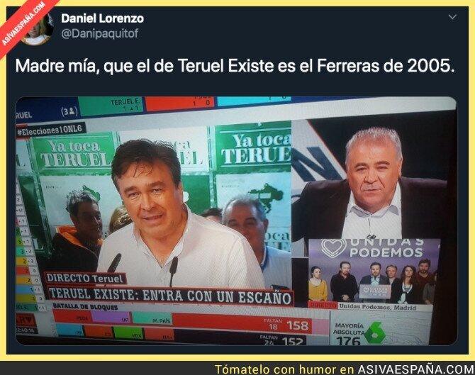 126745 - Tengo un deja vu con Teruel Existe