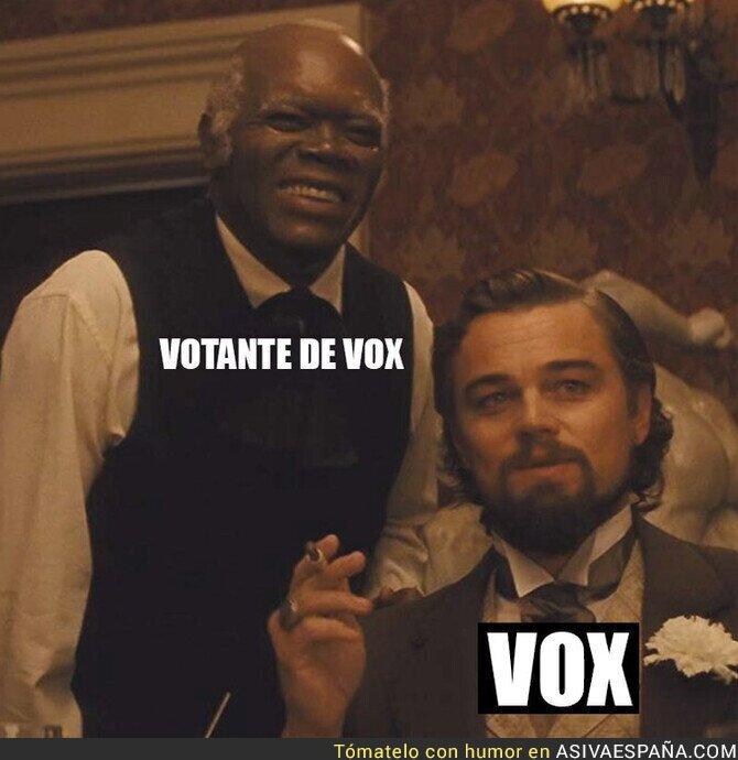 126843 - Simplemente votantes de VOX