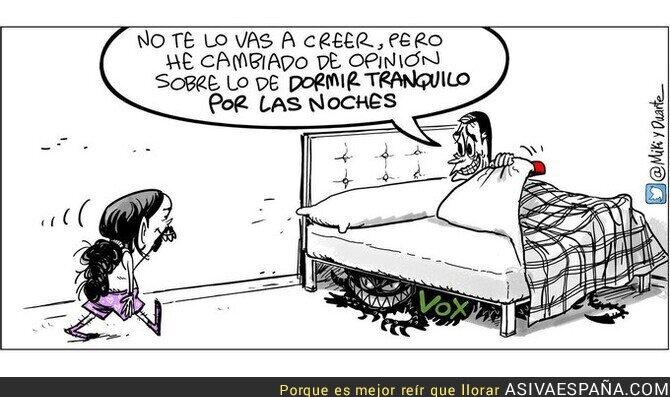 127013 - Pedro Sánchez empieza a tener miedo por las noches